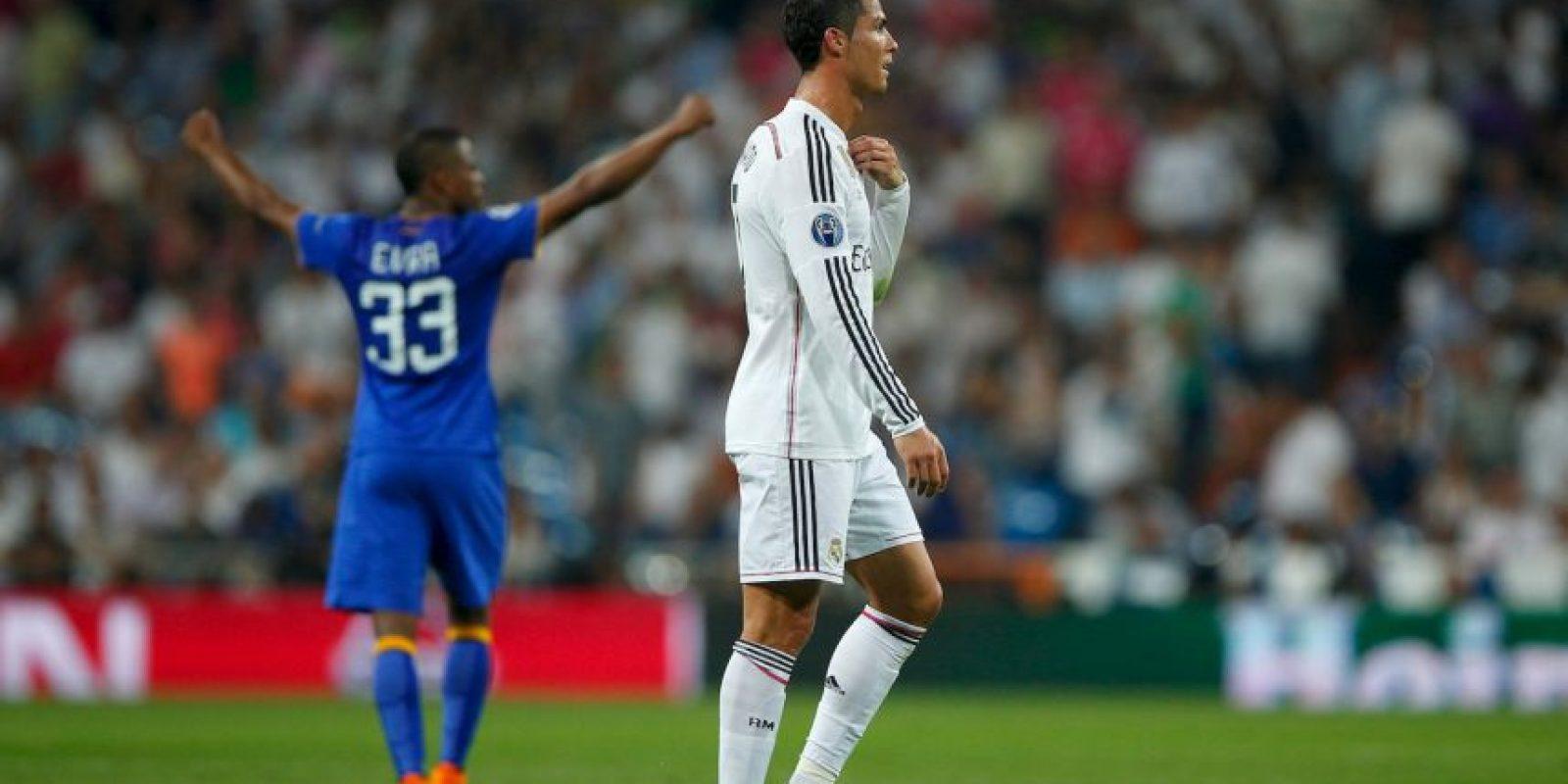Esta temporada, el Real Madrid se quedará sin Champions, Liga y Copa. Foto:Getty Images