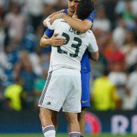"""Otros futbolistas del Real Madrid también hablaron, como Dani Carvajal que le envió un mensaje a la afición merengue: """"""""Queremos mandar un mensaje de ánimo a la afición y darle las gracias"""". Foto:Getty Images"""