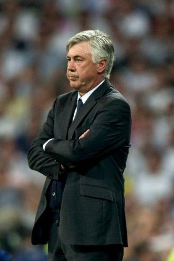 Ante el resultado, Carlo Ancelotti pidió pasar pronto la página y poner la atención en los dos partidos de Liga que le quedan al equipo. Foto:Getty Images