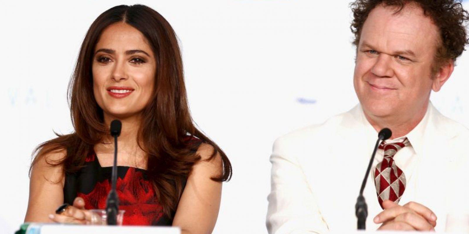La actriz desafió las reglas del director de Cannes Foto:Getty Images