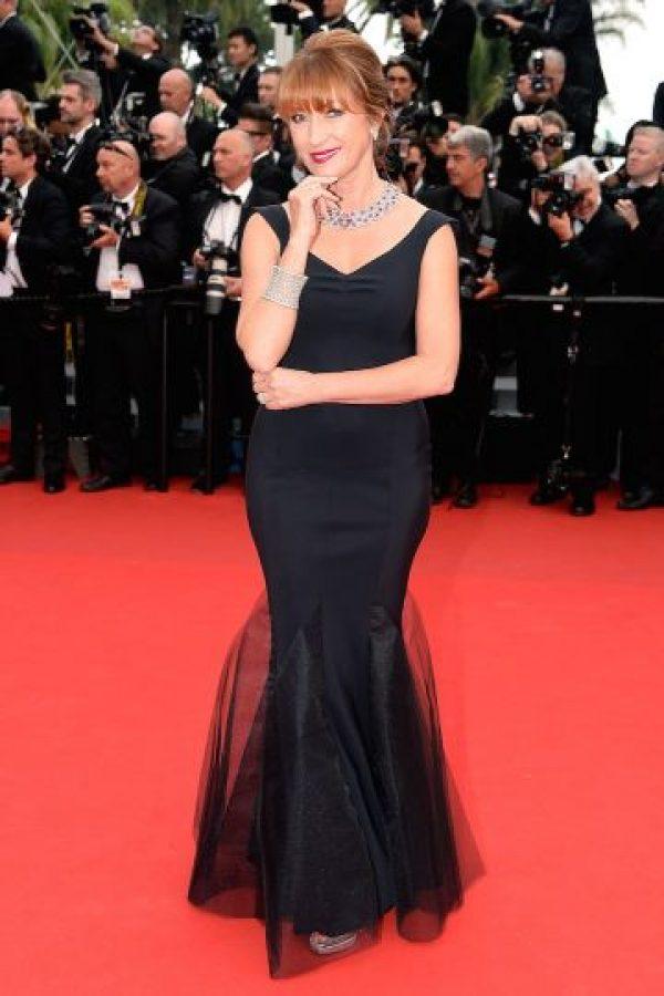 La alfombra roja dio inicio con la actriz Jane Seymor Foto:Getty Images