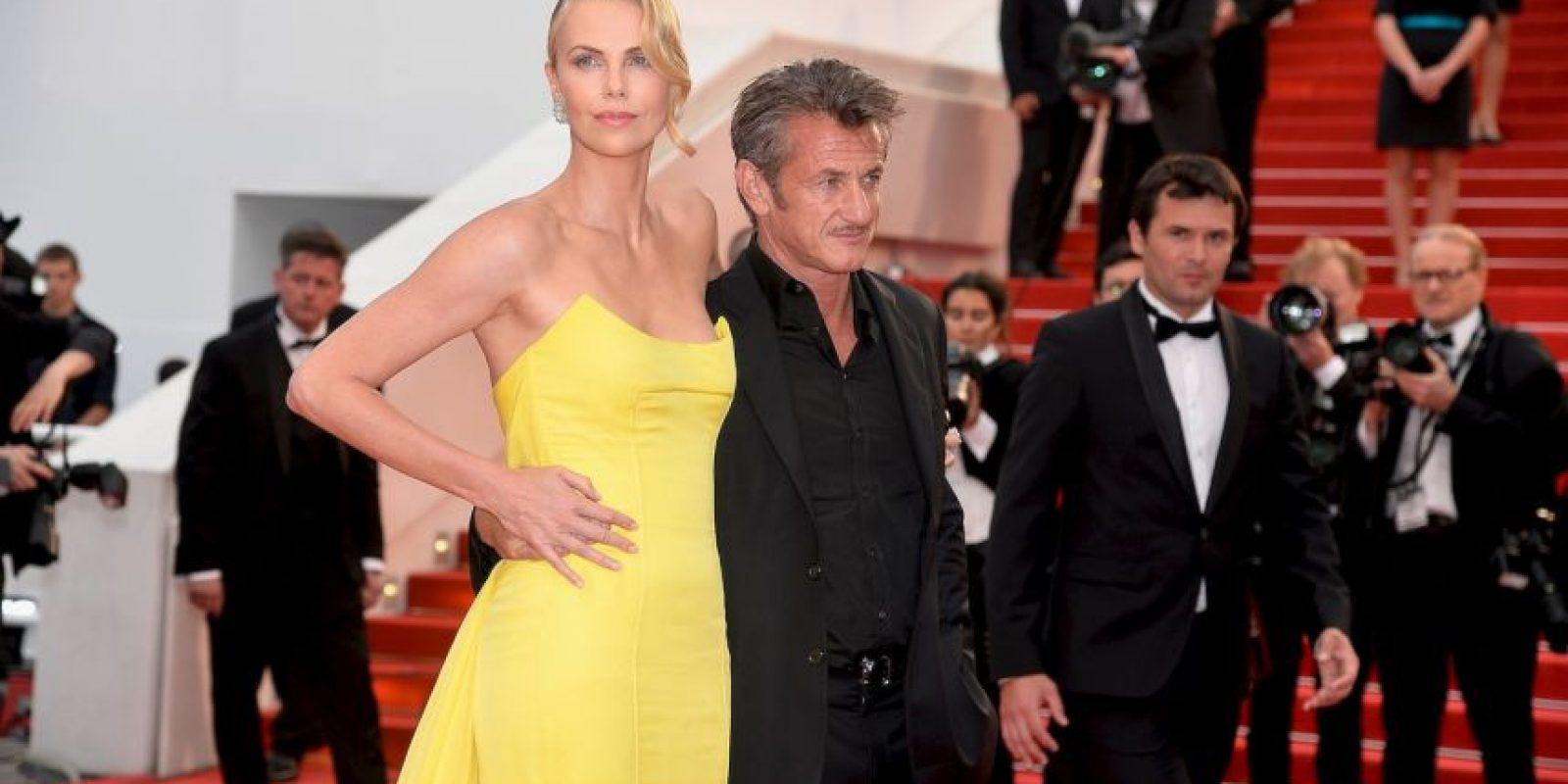La pareja fue la más fotografiada Foto:Getty Images