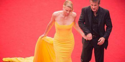 """Ella es la protagonista de la nueva versión de la película """"Mad Max: Furia en la carretera"""" Foto:Getty Images"""
