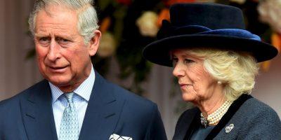 9. Actualmente se casó con Camilla Parker Bowles, el 9 de abril de 2005. Foto:Getty Images