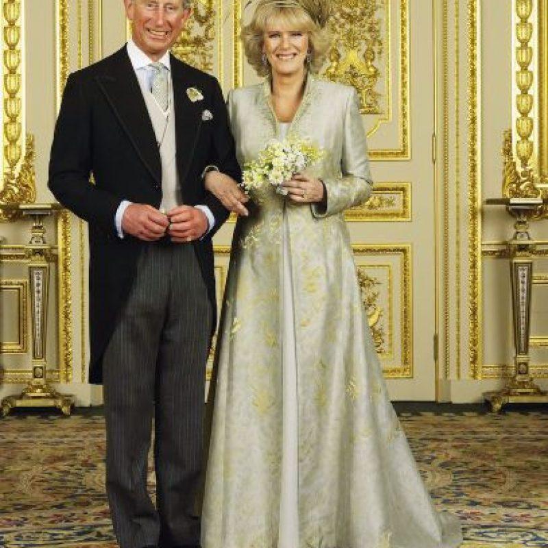 3. Nació en el Palacio de Buckingham el 14 de noviembre de 1948. Foto:Getty Images