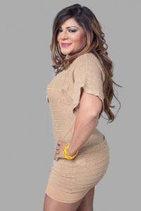 Marbelle. La 'reina de la tecnocarrilera' es famosa, además de por su música y su prodigiosa voz, por sus voluminosas curvas logradas con más de una lipo. Foto:Archivo