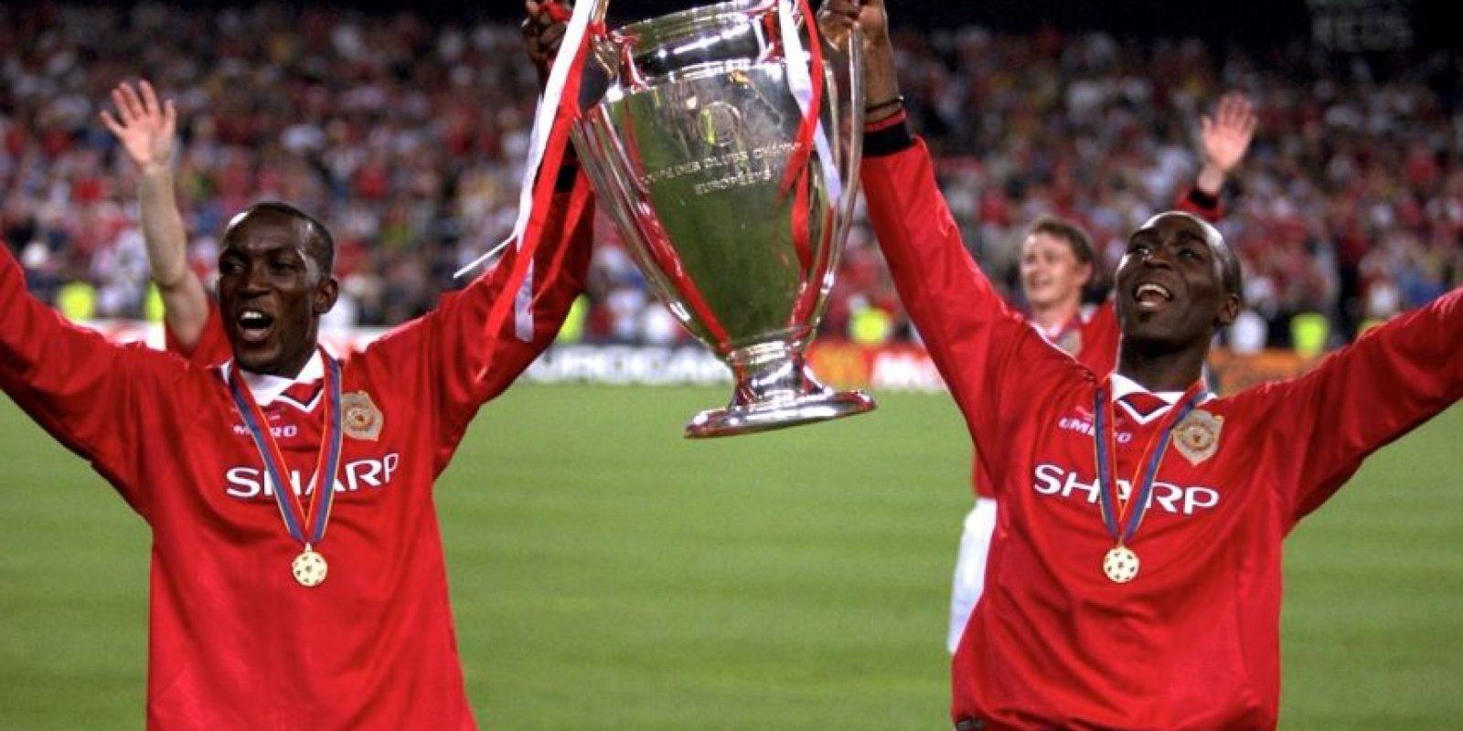Foto:Cortesía página oficial Manchester United