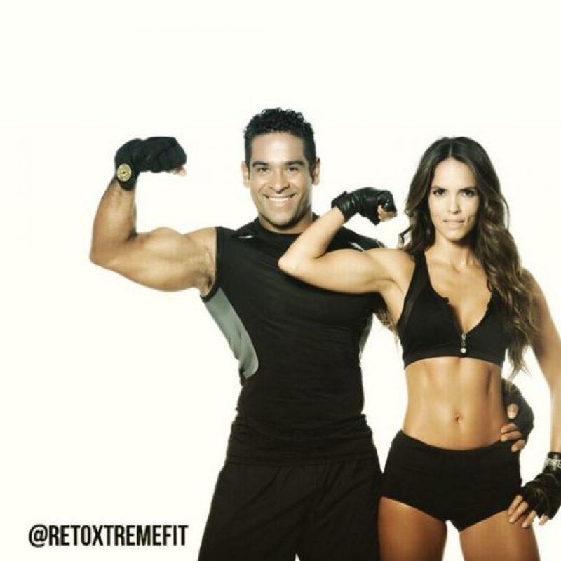 Catalina Aristizábal. Es la definición en el diccionario de un cuerpo perfecto, saludable, logrado a punta de ejercicio, un fuerte entrenamiento, alimentación saludable y un sano estilo de vida. Foto:Instagram