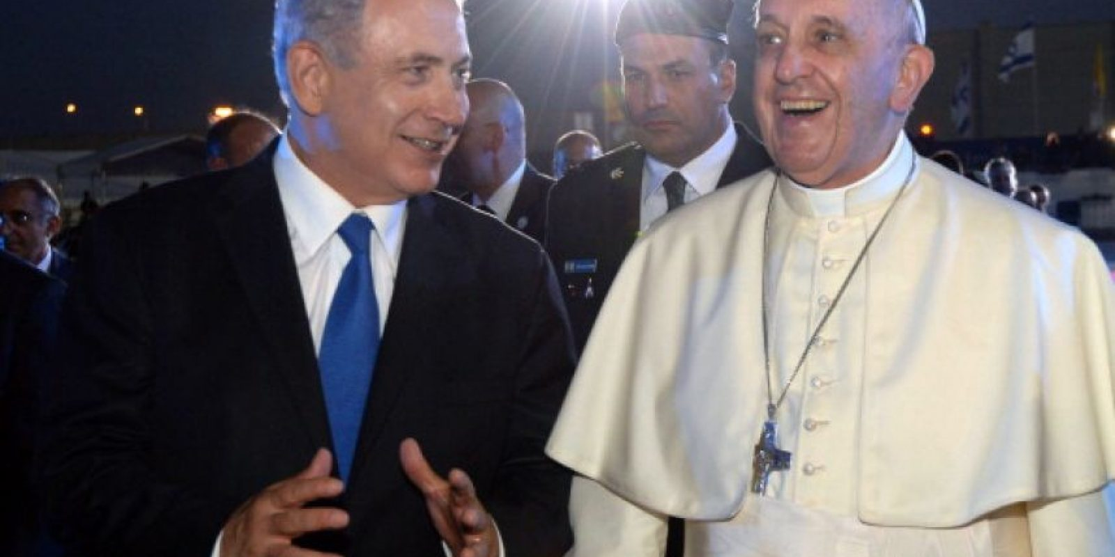 Así, el Estado del Vaticano se suma a los 130 países que han reconocido al estado Palestino. En mayo de 2014, Francisco sorprendió al mundo al anunciar el acuerdo de los presidentes de Israel y Palestina para participar en una oración conjunta por la paz, hecho que sucedió el 8 de junio del mismo año. Foto:Getty Images