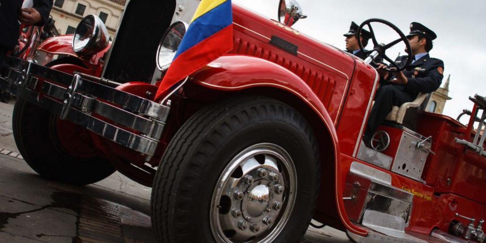 Durante la actual Administración, al Cuerpo Oficial de Bomberos de Bogotá se han vinculado 106 nuevos integrantes. Foto:Juan Pablo Pino / Publimetro