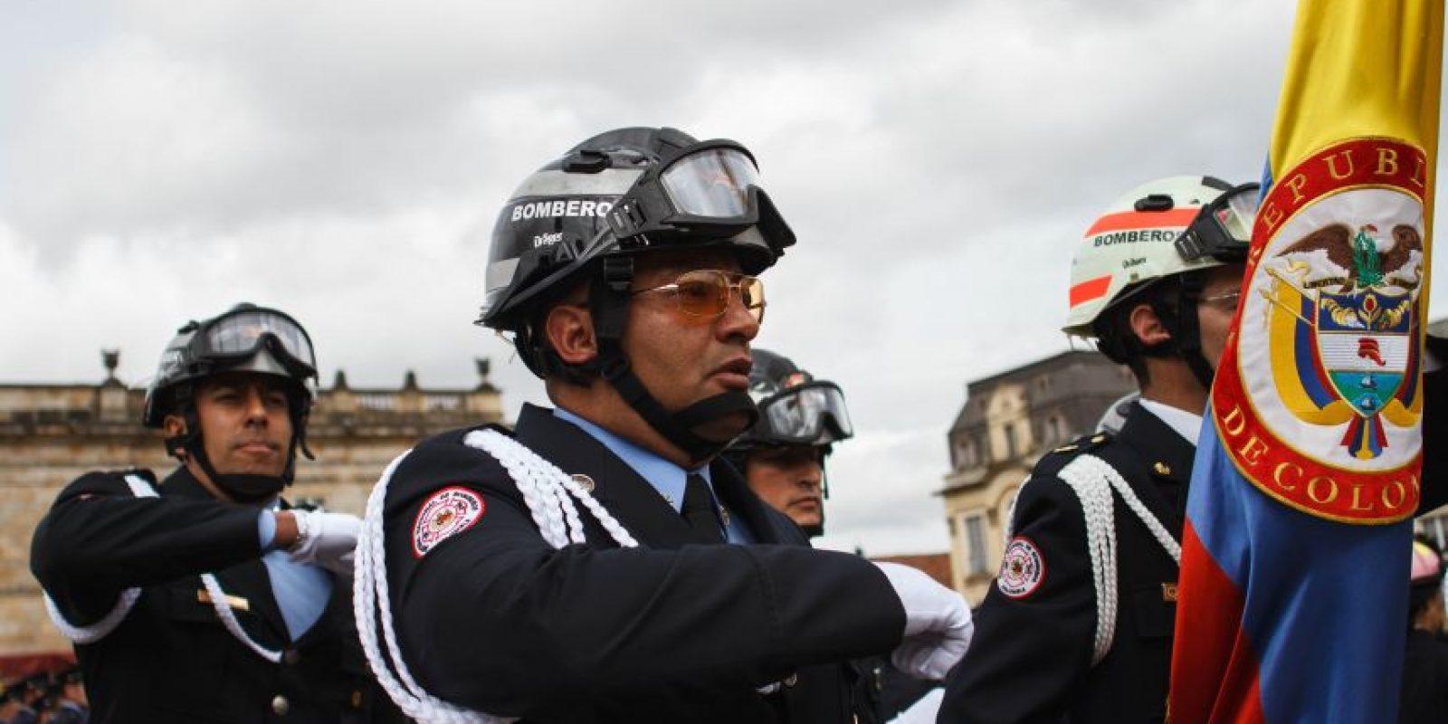 Salvando vidas y protegiendo ciudadanos desde 1895, la historia de esta entidad está ligada a la de la ciudad. Foto:Juan Pablo Pino / Publimetro