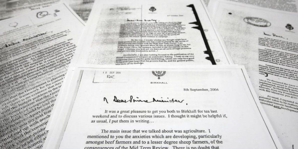 7 datos para entender el escándalo de los memorandos del príncipe Carlos