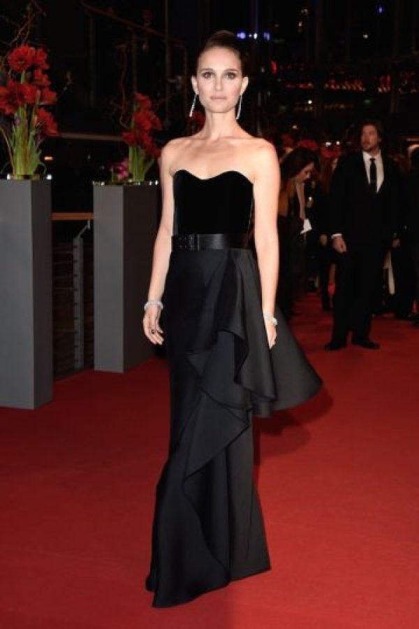 Natalie Portman nació en Israel, el 9 de junio de 1981. Foto:Getty Images