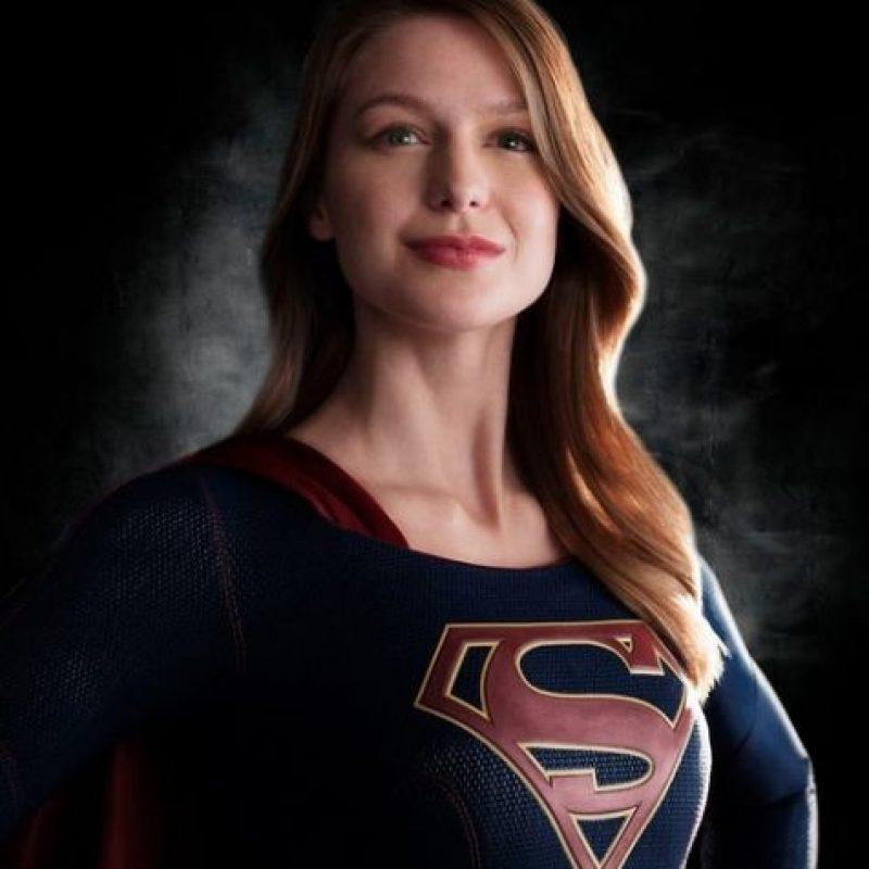 """""""Kara Zor-El"""" es la prima de """"Superman"""" Foto:Facebook/Supergirl"""