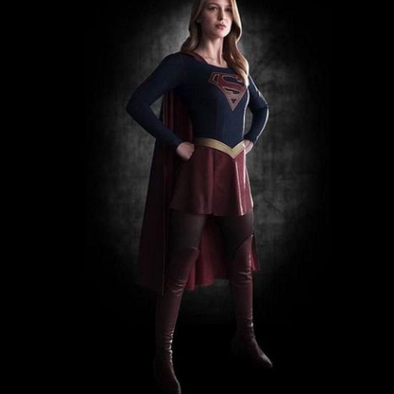 Está inspirada en las historias de CD Comics Foto:Facebook/Supergirl