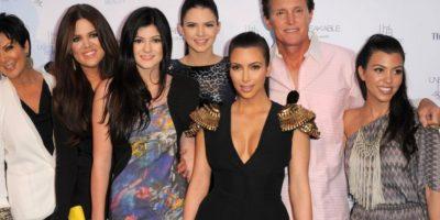 Toda su vida la cuentan en el reality Keeping Up Whit The Kardashians Foto:archivo