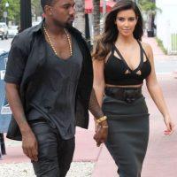 """Kim es la """"reina del drama"""" y de todos sus eventos hace un boom mediático. Foto:archivo"""