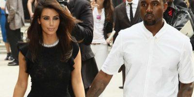 El matrimonio de Kim Kardashian y Kanye West es uno de los más populares en el mundo del entretenimiento. Foto:archivo