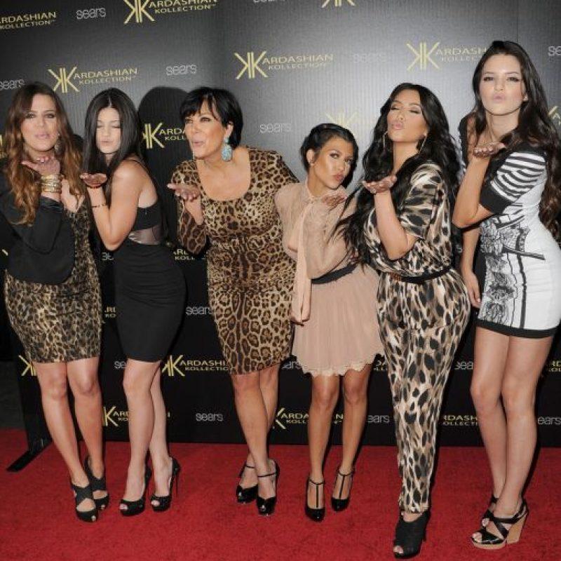 Aunque las Kardashian tienen varios negocios y su imagen está en todos lados, hay algunos que no las soportan. Foto:archivo