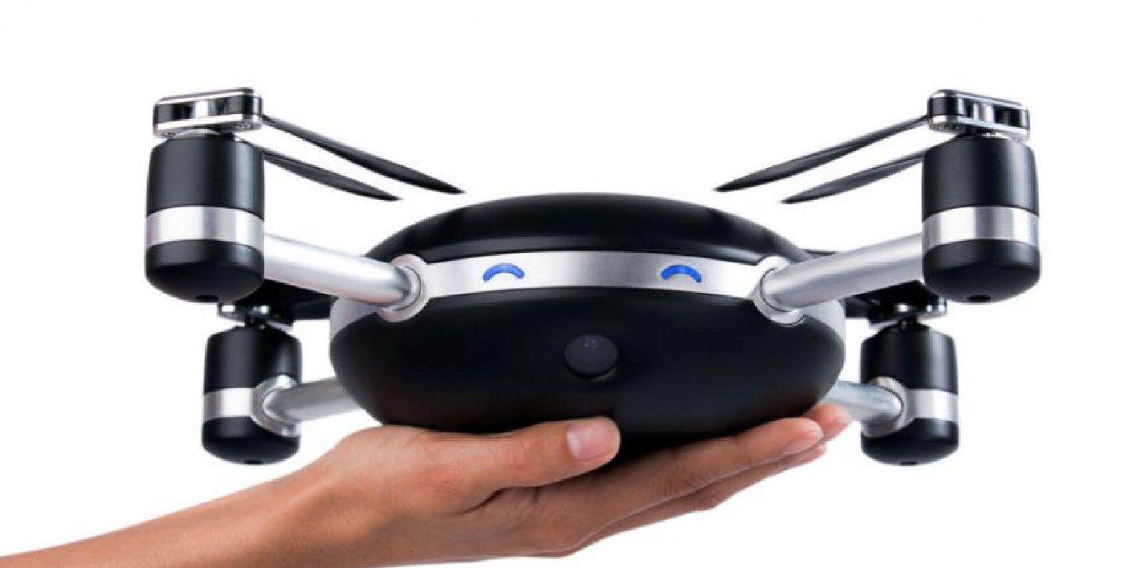 Les presentamos algunas especificaciones de Lily Camera, el dron con cámara que sigue su objetivo Foto:lily.camera