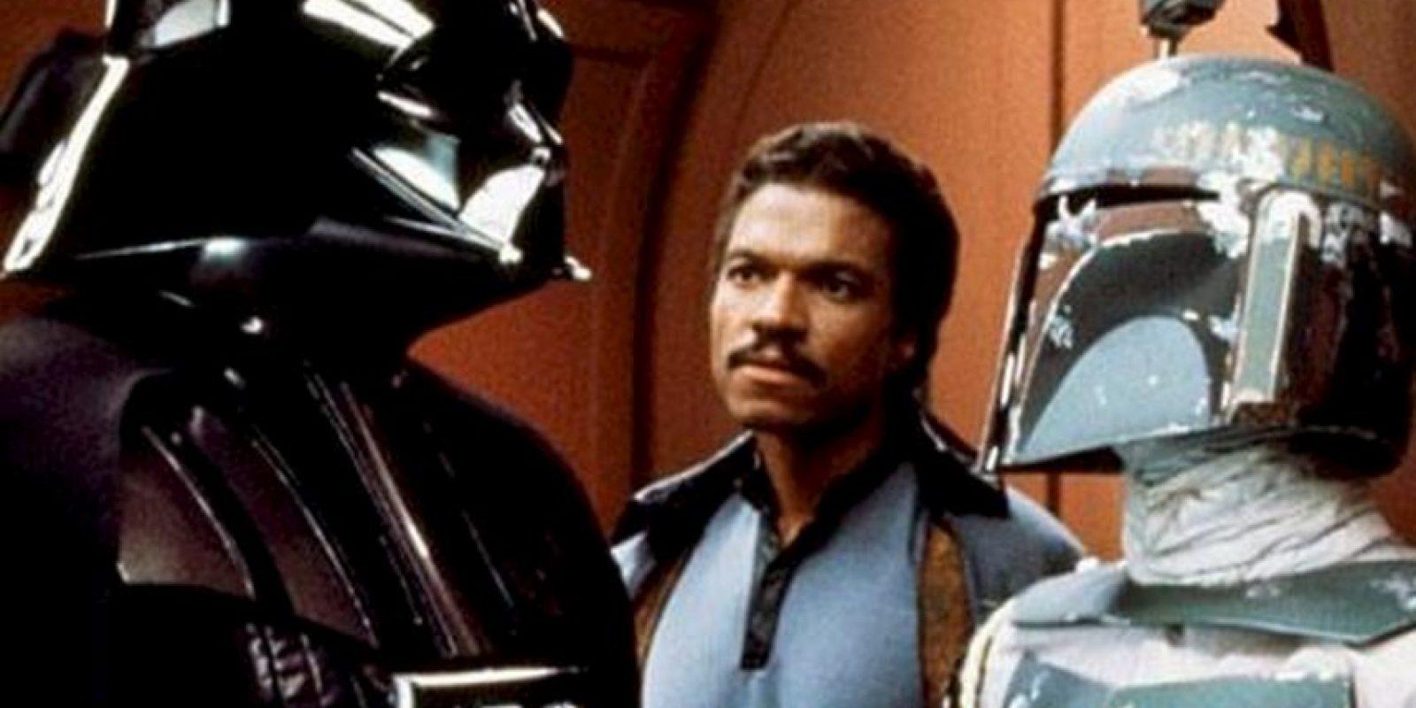 """Fue contratado por el imperio para los """"trabajos sucios hasta que se reveló y formó parte de una rebelión, esto en el universo expandido de """"Star Wars"""" Foto:Lucas Film"""