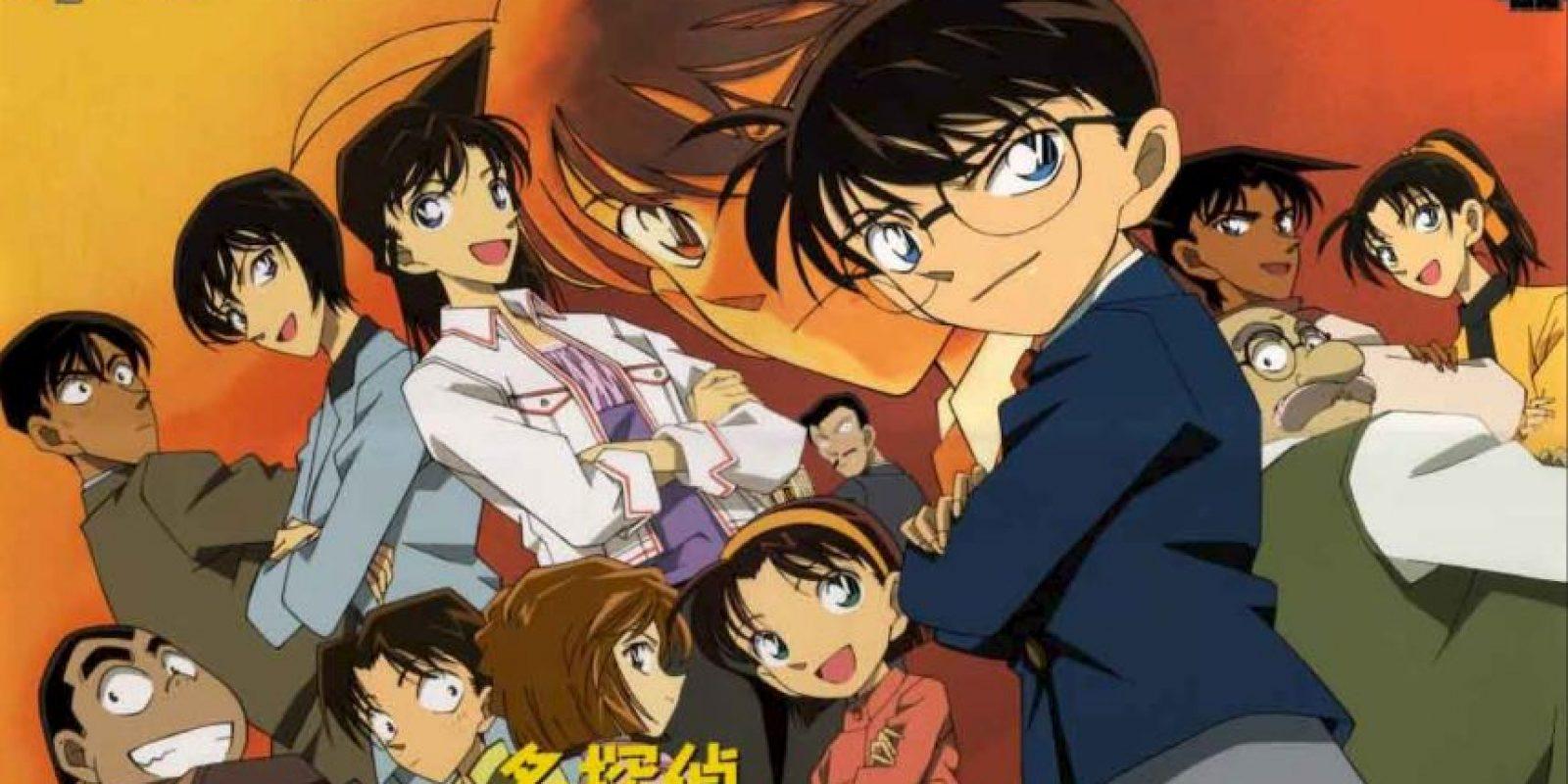 La serie tiene 376 capítulos doblados y cuatro películas. Foto:vía Tokyo Movie Shinsha
