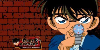 Shinichi fue imagen de una campaña del gobierno japonés para evitar romper la ley. Foto:vía Tokyo Movie Shinsha