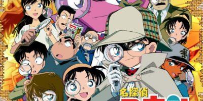 """Por supuesto, el nombre de Conan está basado en el nombre del creador de """"Sherlock Holmes"""", Arthur Conan Doyle y otro autor japonés llamado Rampo Edogawa. Foto:vía Tokyo Movie Shinsha"""