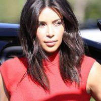 Y mucho menos Kim Kardashian. Es el corte del año. Foto:vía Getty Images