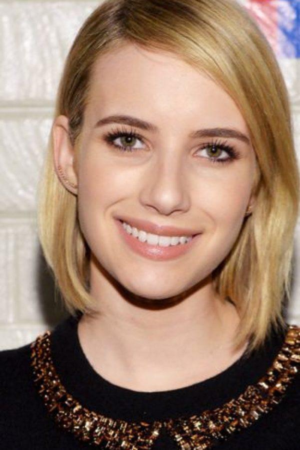 También tiene uno Emma Roberts. Foto:vía Getty Images