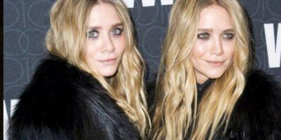 Las gemelas Olsen. Foto:vía Getty Images