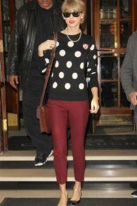 También Taylor Swift. Foto:vía Getty Images