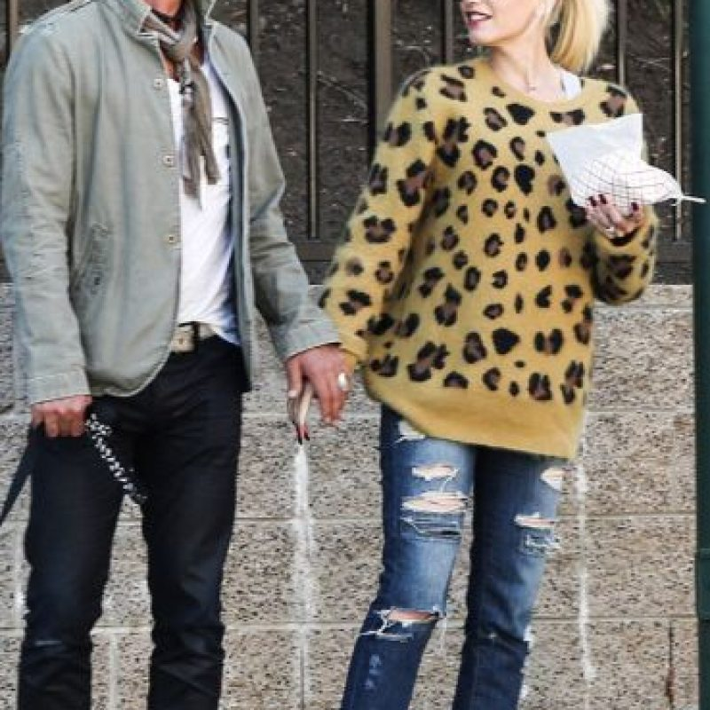 Volvieron. Los usa Gwen Stefani. Foto:vía Grosby Group