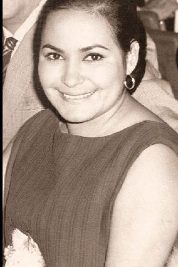 También comenzó su carrera en la televisión. Foto:vía Facebook/Carmen Salinas Oficial