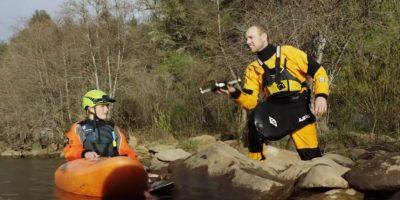 El dron no puede navegar pero sí es resistente al agua Foto:lily.camera