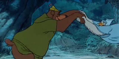 Pero su truco fue descubierto Foto:Disney