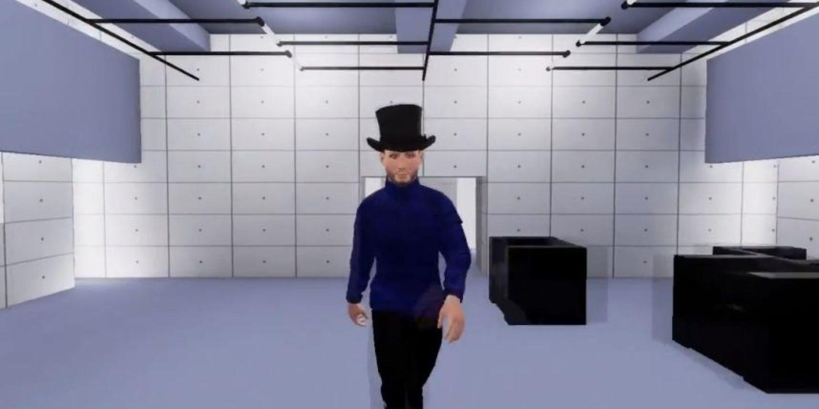 """Fue formado en 1992 por su líder, el cantante Jason """"Jay"""" Kay, quien ahora protagoniza este videojuego Foto:JamiroquaiGame 1.1"""