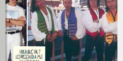 """Recibieron premios como los """"Billboard"""" y """"Lo Nuestro"""". Foto:vía Los Fantasmas del Caribe """"LA"""" FP/Facebook"""