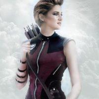 "Shailene Woodley sería ""Hawkeye"" Foto:vía disimilis.tumblr.com"