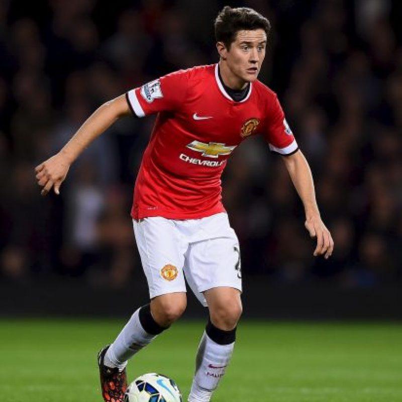Llegó en 2014 al Manchester United. Foto:Getty Images