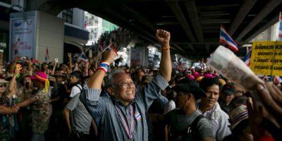 Li Huisen es el jefe chino que lleva a 12 mil 700 empleados de vacaciones a Tailandia Foto:Getty Images