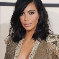 """Con maquillaje """"nude"""". Foto:vía Getty Images"""