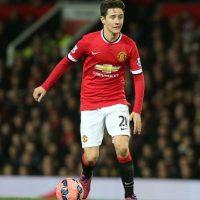 Herrera tiene 25 años y juega en el Manchester United. Foto:Getty Images
