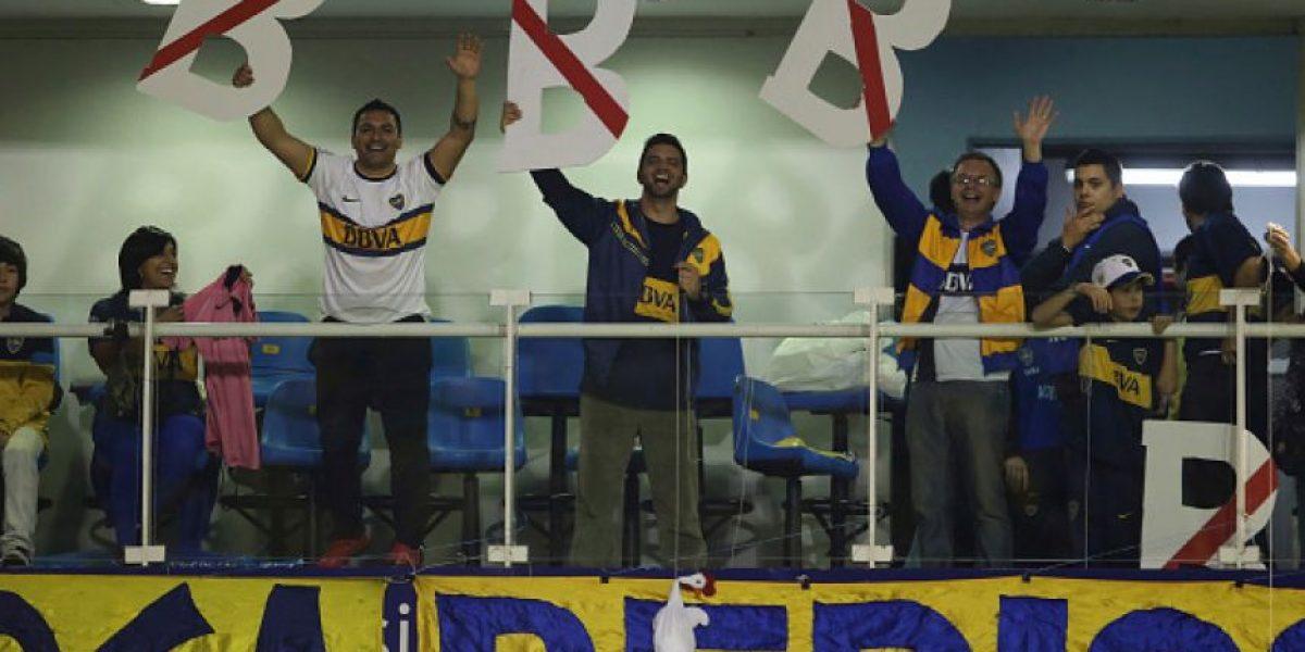 Boca Juniors vs. River Plate fue suspendido oficialmente