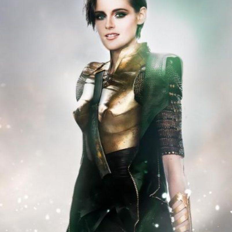 """Kristen Stewart sería """"Loki"""" Foto:vía disimilis.tumblr.com"""