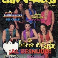 Fue un grupo de tecnomerengue venezolano que se creó en 1989 y duró hasta 1998. A principio de la década de los 90 tuvieron éxito en toda Latinoamérica. Foto:vía RicardoThompson.wix