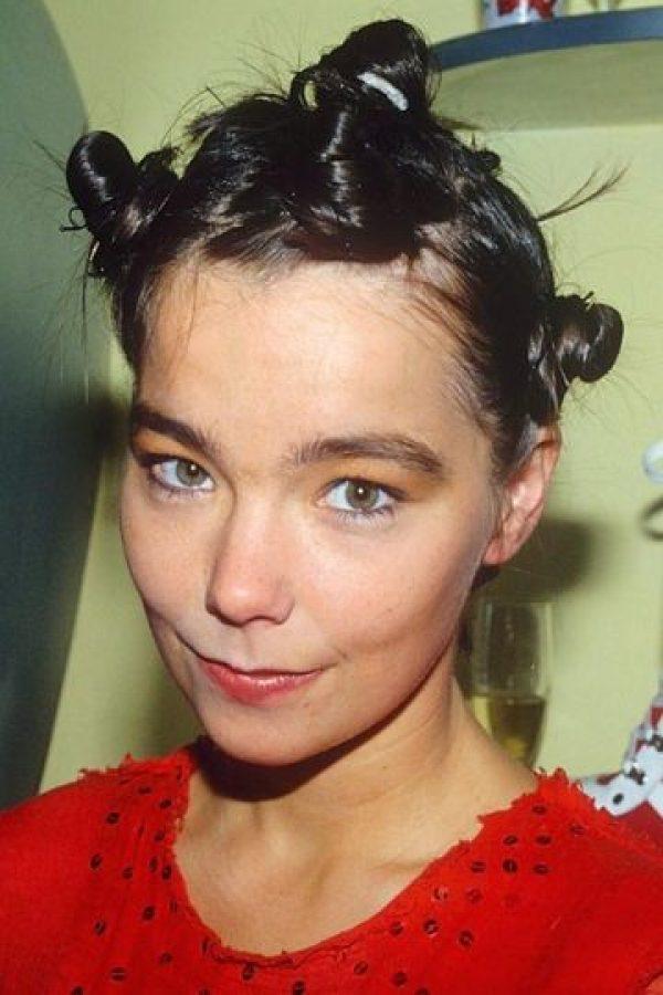 ¿Se acuerdan de Björk? Foto:vía Getty Images