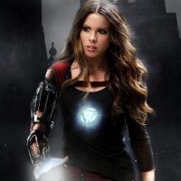 """Kate Beckinsale sería """"Iron Man"""" Foto:vía disimilis.tumblr.com"""
