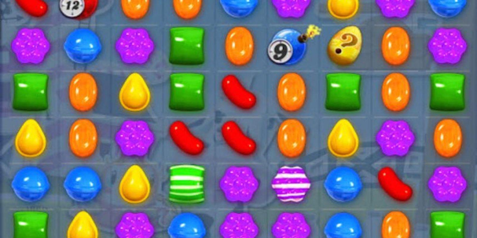 """""""Candy Crush"""" no es el único juego de puzzle para móviles. Acá les traemos 10 opciones similares al famoso juego Foto:flickr.com/photos/melyblog/"""