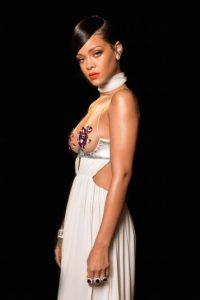 No llegó usar un vestido así. Foto:vía Getty Images